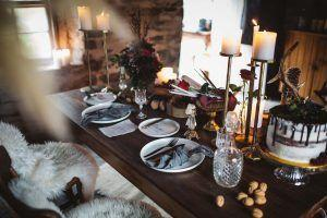 Elopement dinning package Queenstown