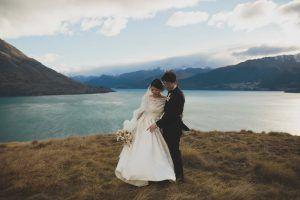 Jacks Point Queenstown Wedding